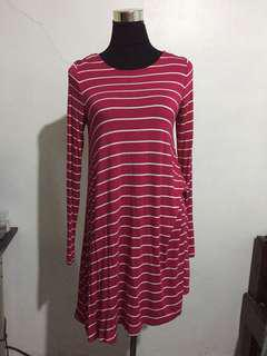 Old Navy Stripes Dress