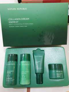 Nature Republic Collagen Dream Stater Kit