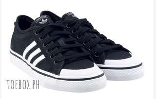 Adidas Nizza Black White