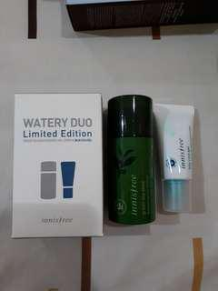 Innisfree watery duo set