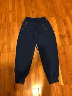 Bangkok blue pants