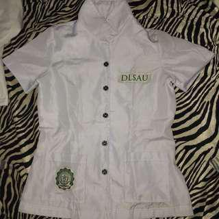 DLSAU TOP SIZE SMALL NEVER BEEN USED