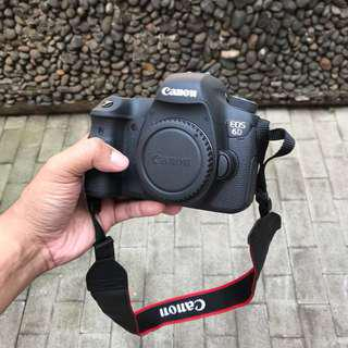CANON 6D Wifi Body Only