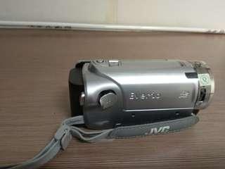 Handycam camcorder JVC everio Gz245SAG ok