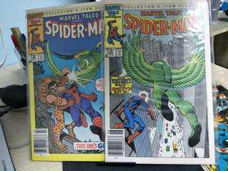 Marvel tales #188 and 189
