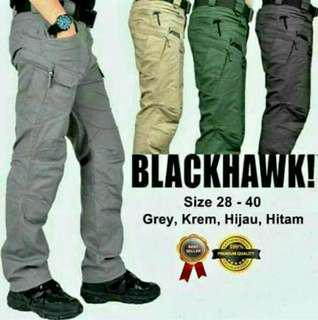 💖Celana Tactical Blackhawk 💖