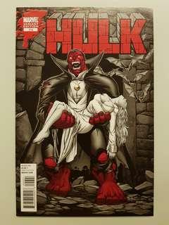 Hulk #26 Vampire variant
