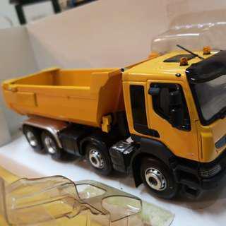 Renault Trucks - Kerax Norev model (designed in France)