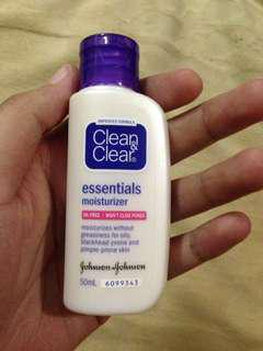 Clean & Clear Essentials Moisturizer