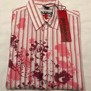 "[BNWT] Size S - ""Globalocal"" Men's Long Sleeve Shirt"