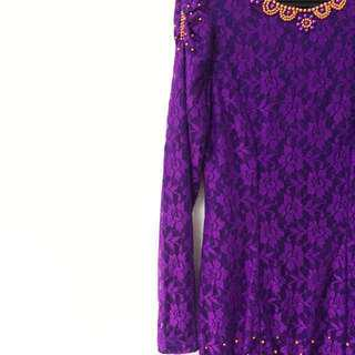 Lacey Dinner Dress