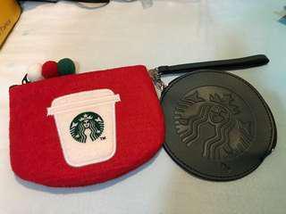 🚚 Starbucks 零錢包組合