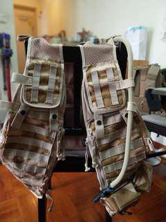 War game 全新戰術背心Tactical vest British desert camo