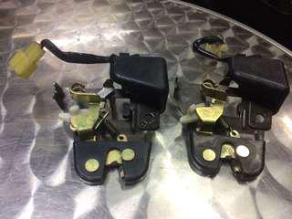 Lock Bonet Belakang Proton Perdana