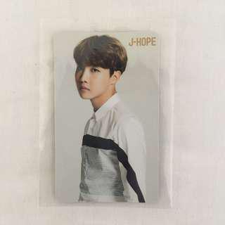 Jhope YOUTH Japanese press pc