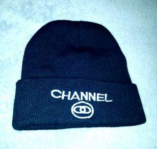 Channel beanie