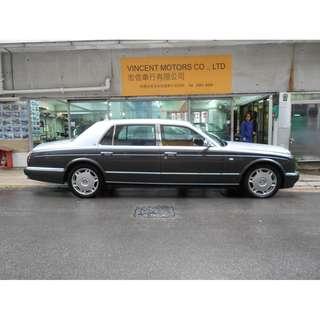 Bentley Arnage LWB