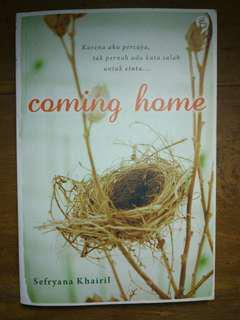 Coming Home (Sefryana Khairil)
