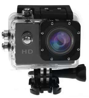 waterproof action cam full hd