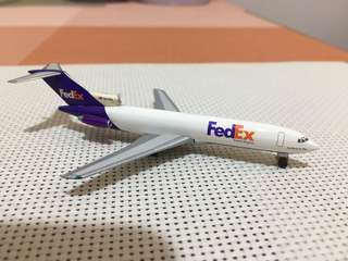 飛機Herpa (FedEx Cargo)