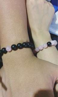 Distance bracelet set