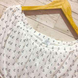 Zara os anchor dress