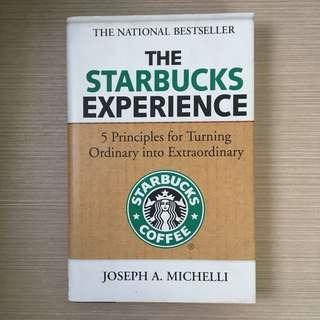 Buku Starbucks experience import