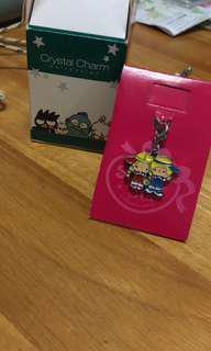 Sanrio 50週年 Crystal Charm