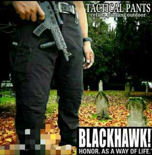 Celana Tactical Kanvas Blackhawk