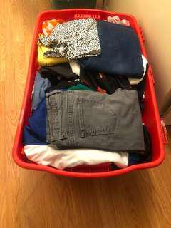 MOVING OUT SALE!! (Women's Clothes)