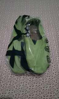 Wakai shoes green
