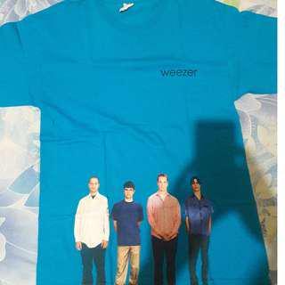 Weezer Blue Album Official Merchandise