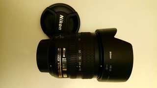 Nikon 18-70mm f3.5-4.5G