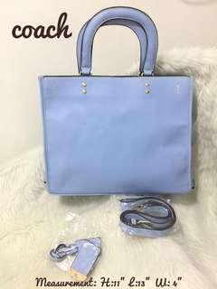 Coach 2 way bag