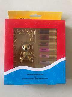 MOSCHINO X SEPHORA BEAR COLLECTION LIP GLOSS SET