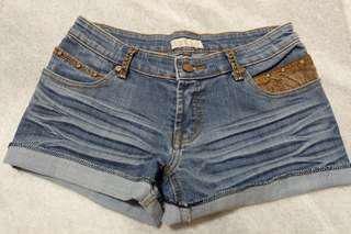 Cowboy Shorts Hotpants Celana