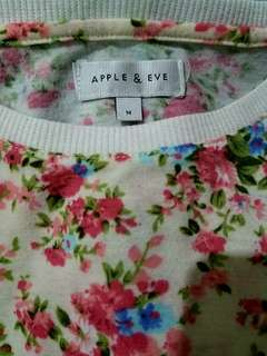 Apple and Eve Floral Top