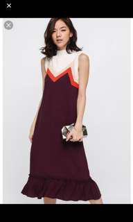Love bonito annebeth midi dress