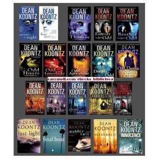 (Ebook Collection) Dean Koontz