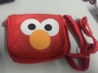 Universal studio Elmo sling bag