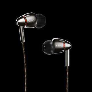 1MORE E1010 超高性價比﹙四單元﹚圈鐵耳機 入耳式耳機 - 黑色