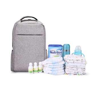Large Capacity Baby Diaper Bag