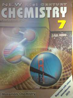 New 21st Century Chemistry Book 7(Materials Chemistry)(Elective Part)