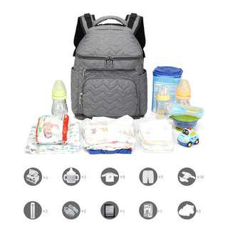 Newest Waterproof Baby Diaper Bag for Mummy