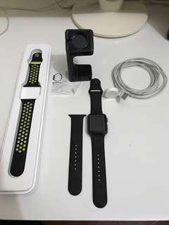 Apple Watch First Gen 42mm Space Grey Aluminium