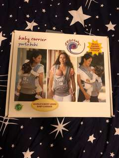 Baby carrier 90%new