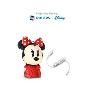 Philips Bed Lamp Disney SoftPals Minnie Mouse LED Nightlight