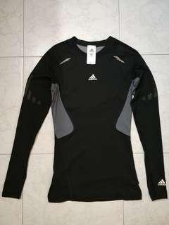 Addidas sports wear compression top