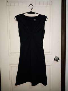 Black elegant dress