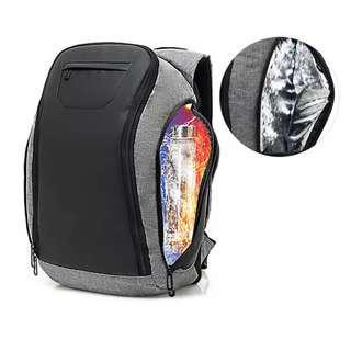 Large Capacity Anti-Theft USB Charging Backpack